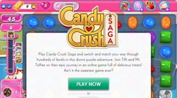 Découvre le jeu Candy Crush Saga sur Windows 10 !
