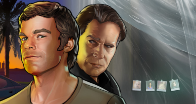 Dexter: Hidden Darkness - l'un des jeux mobiles à retrouver dans la liste de FrAndroid.