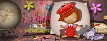 Rose Milany à la plage - un des jeux mobiles à t'offrir !