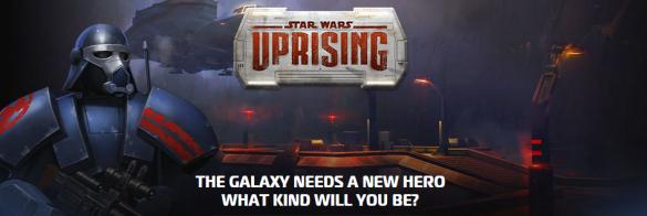 Star Wars : Uprising : la sortie du jeu Android et iOS prévue pour le 10 septembre !